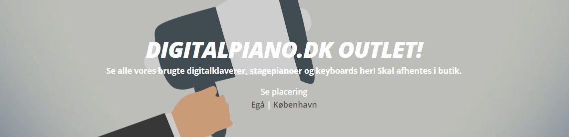Køb et Outlet piano, og spar mange penge