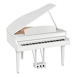 Yamaha CLP-795GP Kiiltävä Valkoinen Digital Piano