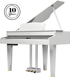 Roland GP-607 Kiiltävä Valkoinen Digitaaliflyygeli