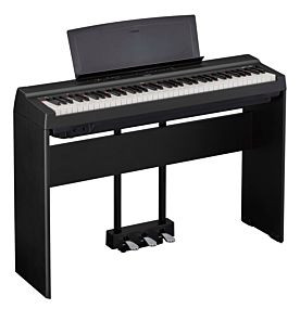 Yamaha P-121 Black Set (L-121 + LP-1)