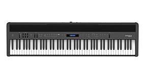 Roland FP-60X Musta Digital Piano