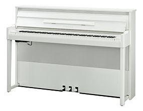 Yamaha Avantgrand NU-1X Kiiltävä Valkoinen Digital Piano