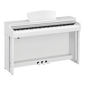 Yamaha CLP-725 Valkoinen Digital Piano