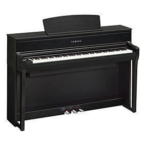 Yamaha CLP-775 Musta Digital Piano