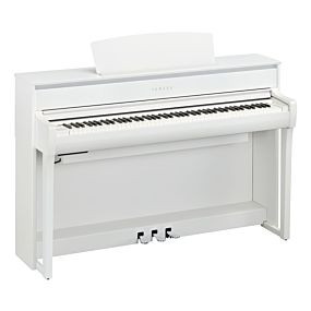 Yamaha CLP-775 Valkoinen Digital Piano