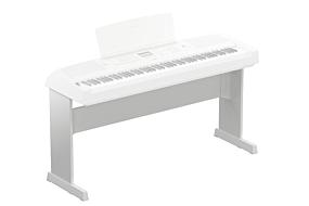 Yamaha L-300 valkoinen teline DGX-670:lle