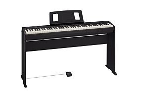 Roland FP-10 + Telineet (KSC-10) Digital Piano