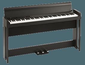 Korg C1 AIR Ruskea Digital Piano