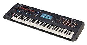 Yamaha Montage 6 Synthesizer Musta