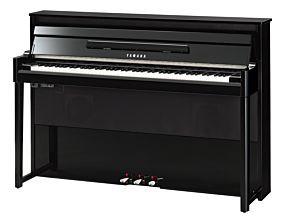 Yamaha Avantgrand NU-1X Kiiltävä Musta Digital Piano