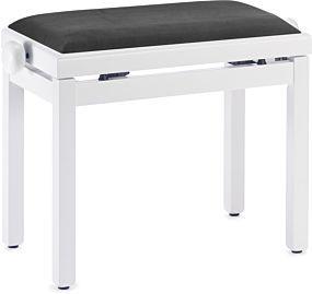 Pianopenkki, matta valkoinen