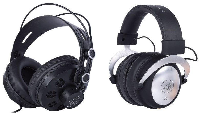 Uudet DPH-1 ja DPH-5-kuulokkeemme!