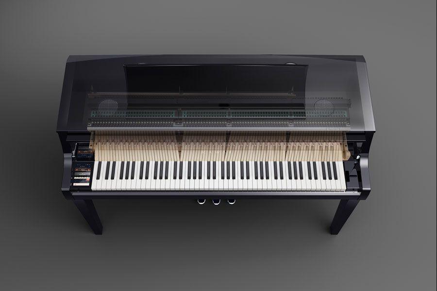 Pianon koneisto - miten se toimii digitaalisessa pianossa?