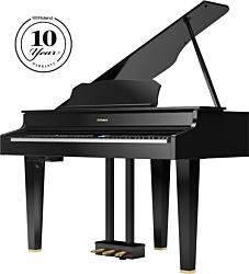 Roland GP-607 Piano Numérique Noir