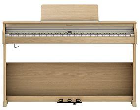 Roland RP-701 Piano Numérique en Chêne Léger