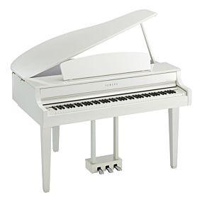 Yamaha CLP-765GP Piano Numérique en Blanc Poli