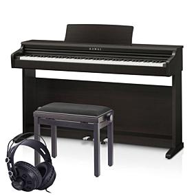 Kawai KDP-120 Paquet de Piano Numérique en Bois de Rose