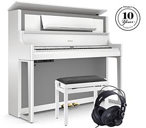 Roland LX-708 Paquet en Blanc Poli