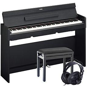 Yamaha Arius YDP-S34 Paquet de Piano Numérique Noir