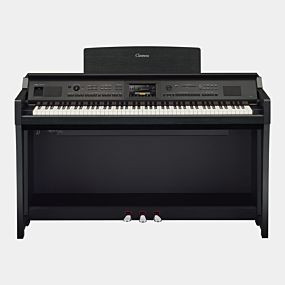 Yamaha CVP-805 Clavinova Svart Digital Piano