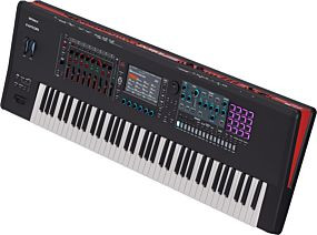 Roland Fantom 7 Workstation Keyboard
