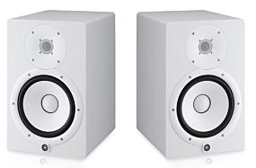 Yamaha HS5 White Monitor Set