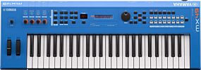 Yamaha MX49 II Blue Music Synthesizer