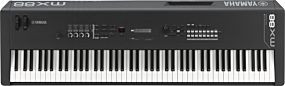 Yamaha MX88 Black Music Synthesizer