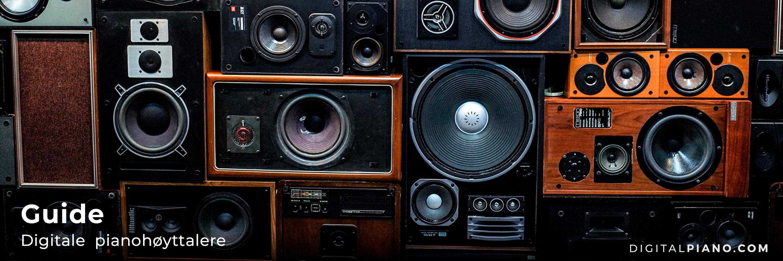 Guide til høyttalere