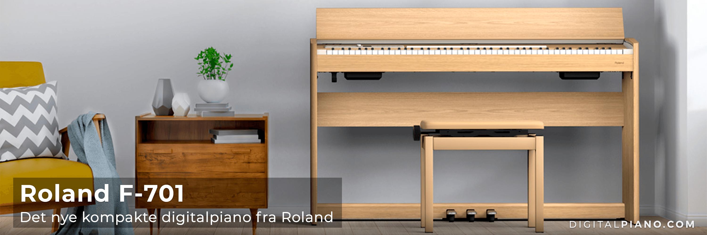 Det nye Roland F-701