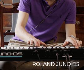 Roland Juno-DS