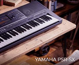 Yamaha PSR-SX