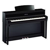 Yamaha CLP-775 Blank Svart Digital Piano