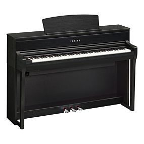 Yamaha CLP-775 Svart Digital Piano
