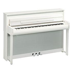 Yamaha CLP-785 Blank Vit Digitalpiano