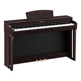 Yamaha CLP-725 Mörk Rosenträ Digital Piano