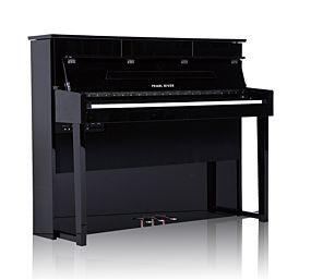 Pearl River F-83 Blank Svart Digital Piano
