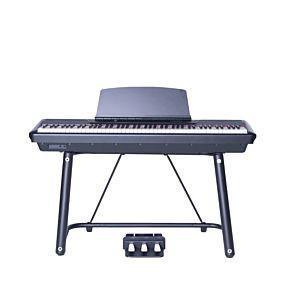 Pearl River P-60 Svart Digital Piano (U-stand)