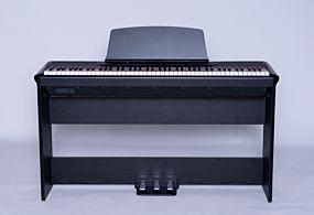 Pearl River P-60 Svart Digital Piano (Incl. stand + 3-pedal)
