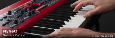 Nya Nord Piano 5 är här!