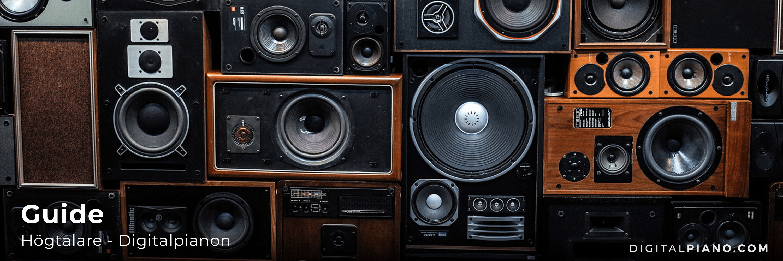 Guide till högtalare